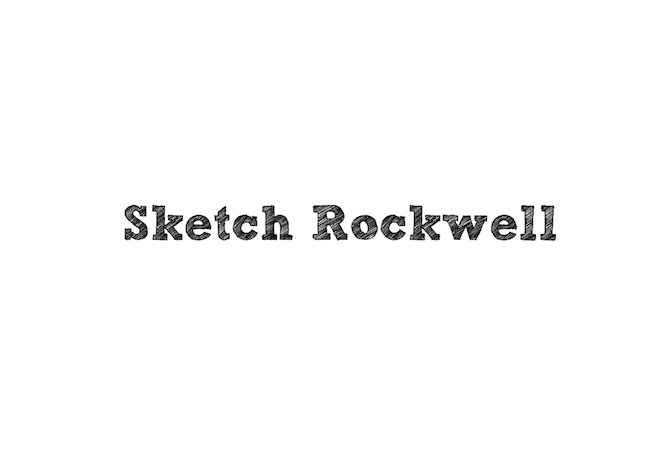 Sketch Rockwell