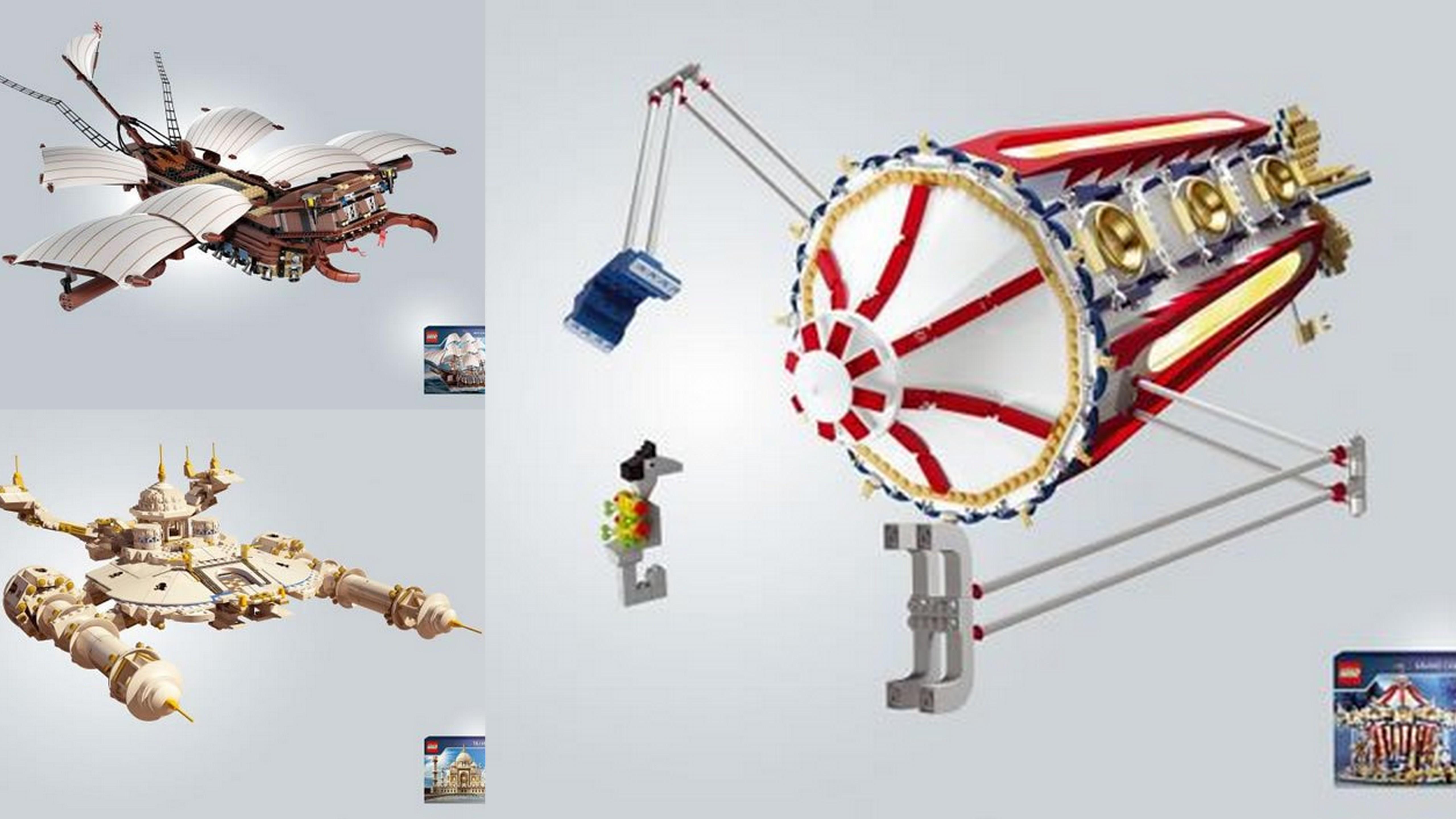 LEGOに正解はない!